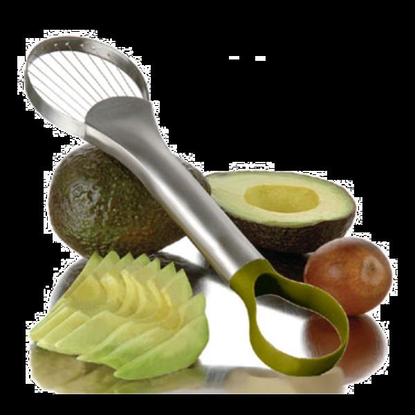 Oneida Hospitality Oneida 8685 Avocado Slicer & Pitter, 9-1/2