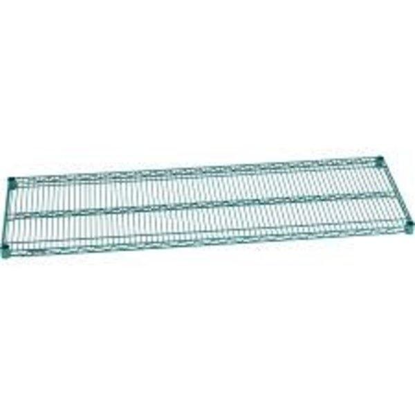 "Nexel Nexel S1860G Wire Shelf, 60""W x 18""D,"