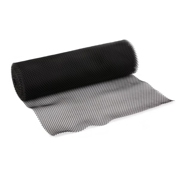 Royal Industries Royal Industries ROY BSL BLK  Bar Shelf Liner
