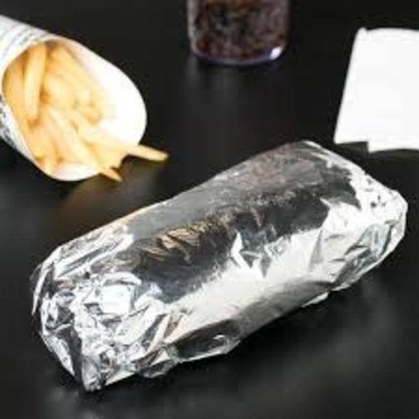 "Choice Choice 612W65 Insulated Foil Sandwich Wrap Sheets, 14"" x 16""  - 1000/Case"