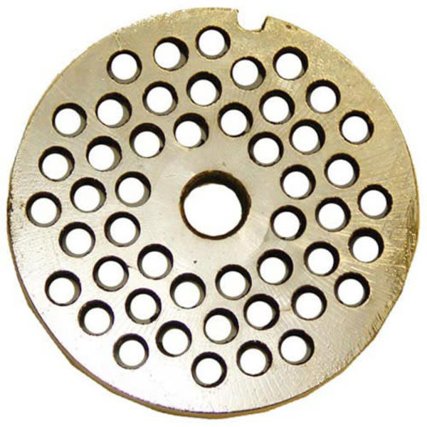 """AllPoints AllPoints  26-4055 Grinder Plate, 1/4"""" Hole,  #12"""