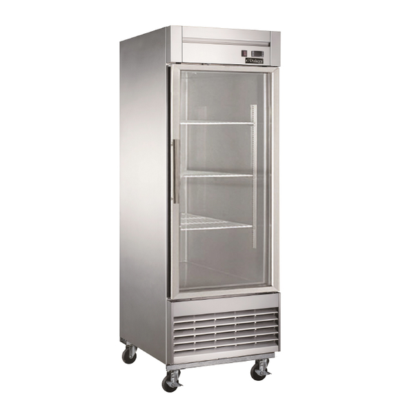 Dukers Appliance Co Dukers D28R-GS1 Refrigerator, reach-in, one-section, bottom mount self