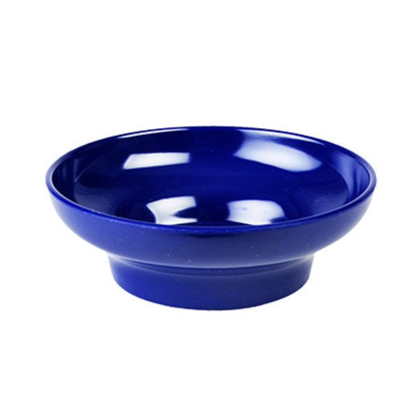 Thunder Group Thunder Group ML352CB1 Melamine Sauce Dish, Blue, 8 oz.