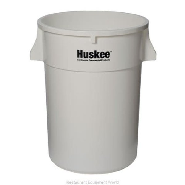 Royal Industries Royal Industries CCP-4444-WH Commercial Trash Can Container, White