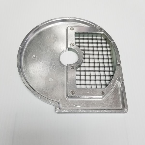 MVP Group MVP Group D10 Primo Dicing Grid, Food Processor Disc Plate, 10 x 10 x 10 mm