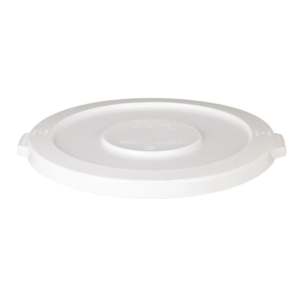 Royal Industries Royal Industries CCP 3201 WH Huskee Trash Receptacle Lid, for 32 Gallon Trash Can, White