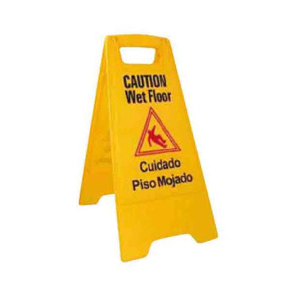 Winco Winco WCS-25 Wet Floor Caution Sign