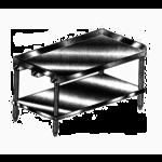"""Klinger's Trading Klinger's Trading ES-3060.5 Equipment Stand, 60-1/2""""W x 30"""" D"""