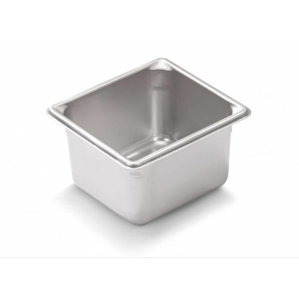 "Vollrath Vollrath 30642 Steam Table Pan Sixth Size 4"" Deep"