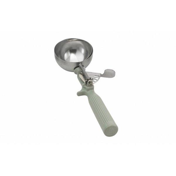 Vollrath Vollrath 47140 Disher Round Bowl, Gray, Plastic Handle, Size 8