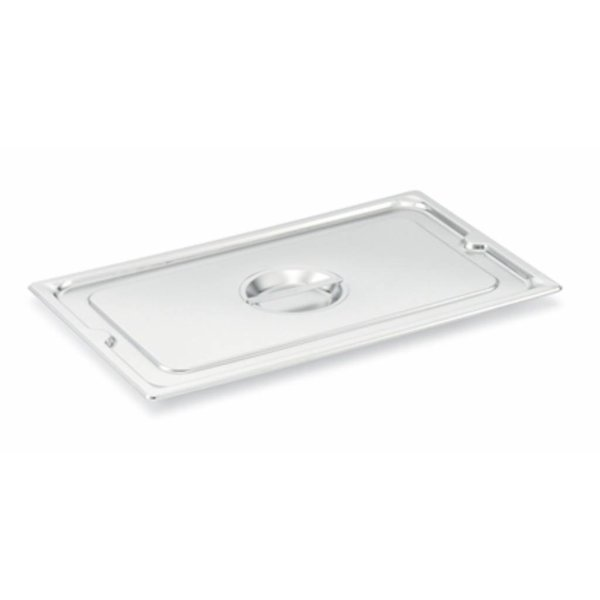 Vollrath Vollrath 93100 Full Size Stainless Steel Solid Cover for Super Shape Pan