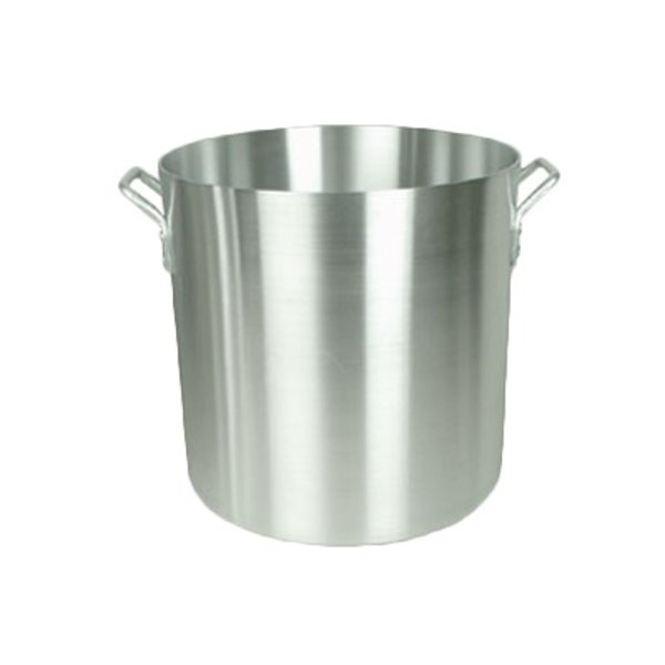 Thunder Group Thunder Group ALSKSP010 Stock Pot, Aluminum, 80 qt.