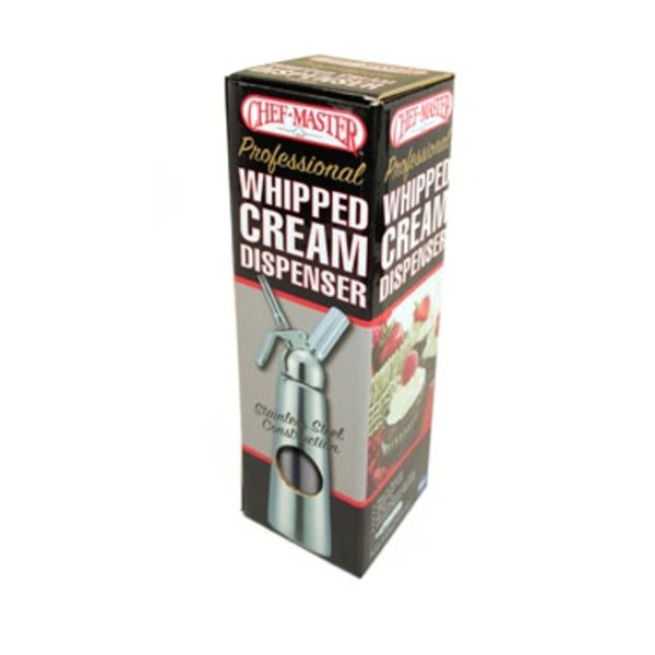 Chef Master Chef Master 90063 Whipped Cream Dispenser
