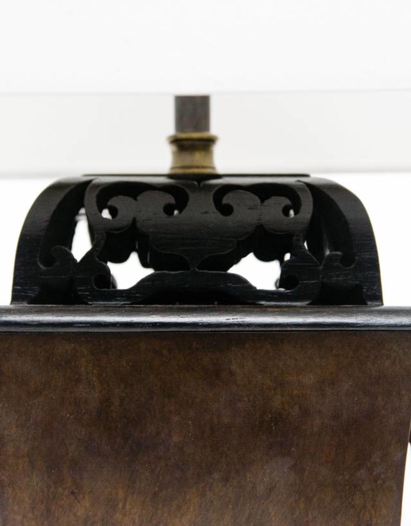 Lawrence & Scott Yoru Table Lamp in Brass