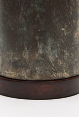 Lawrence & Scott Audra Table Lamp in Archaic Bronze