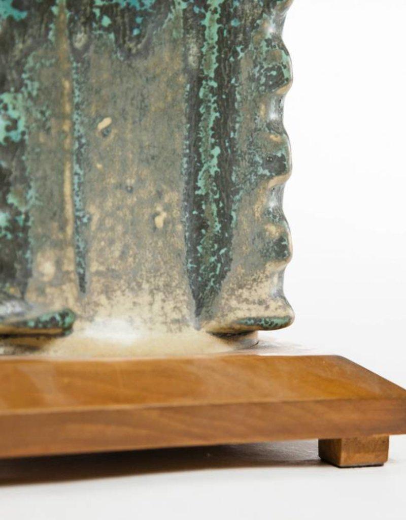 Lawrence & Scott Tsun Craftsman Porcelain Lamp