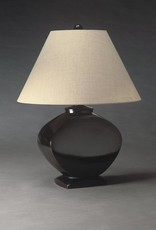Lawrence & Scott Audrey Table Lamp in Brass