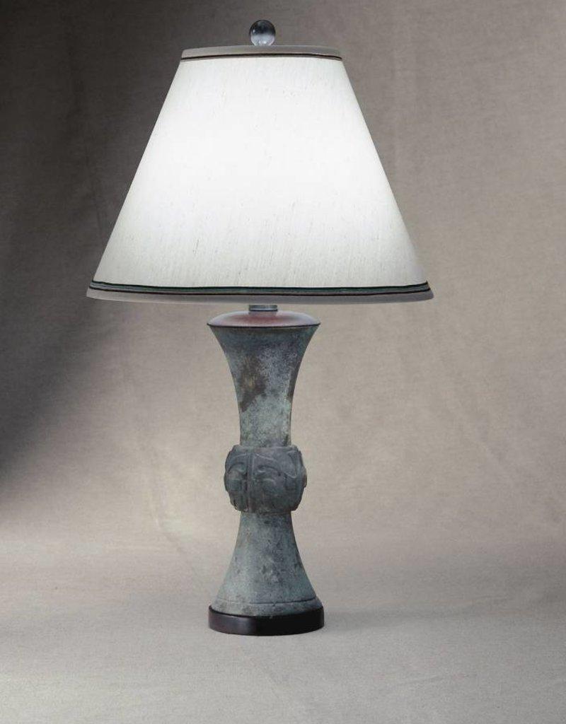 Lawrence & Scott Katana Goblet Lamp (Euro)