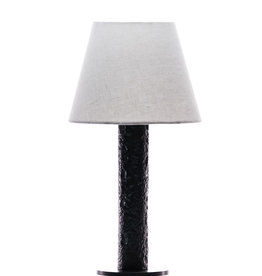 Lawrence & Scott X She-Metal Hammered Table Lamp