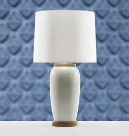 Lawrence & Scott Holden table lamp (Elm)