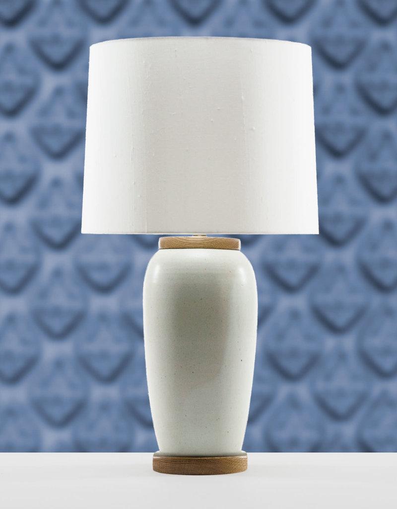 Lawrence & Scott Holden table lamp (Elm)