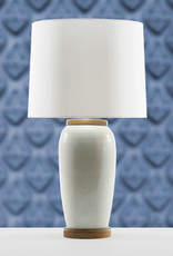 Lawrence & Scott Holden table lamp (White Oak)