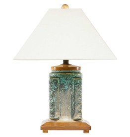 Lawrence & Scott Tsun Craftsman Porcelain Lamp