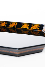 Lawrence & Scott Natural Tree Lacquer Tray