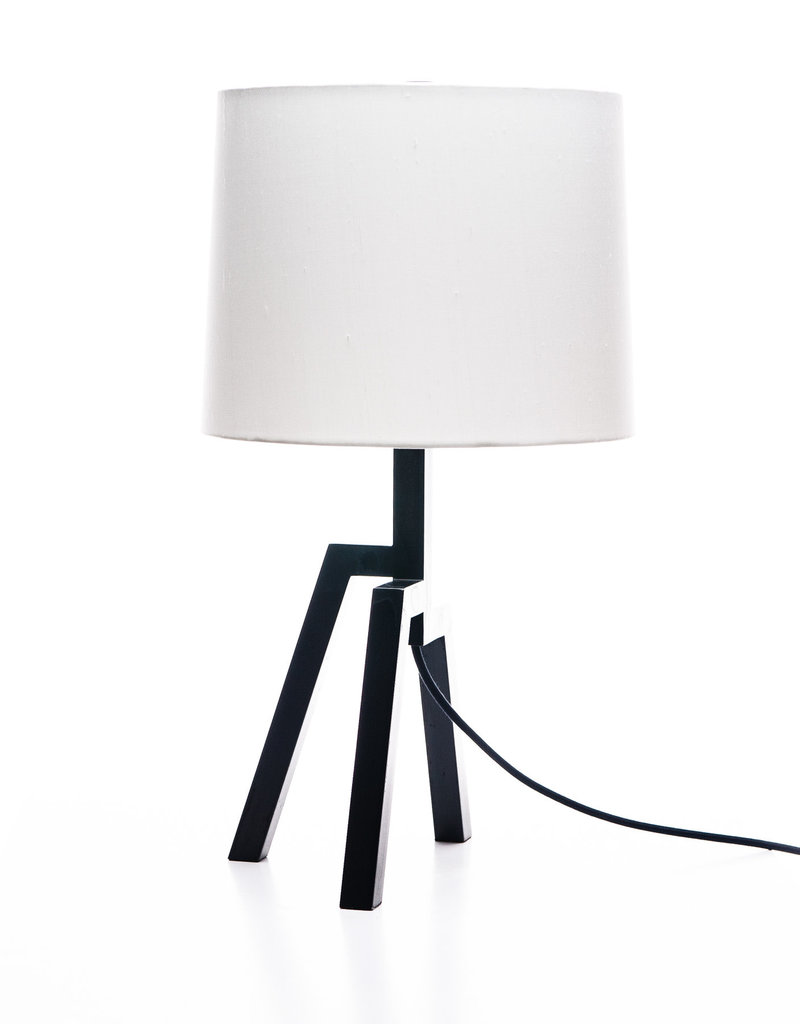 Lawrence & Scott X She-Metal Trinity Table Lamp