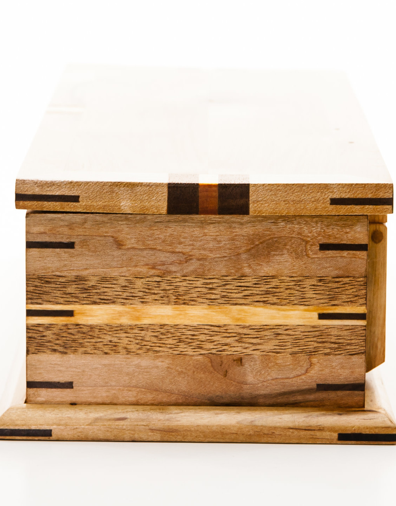 "Lawrence & Scott Master Series Jewelry Box 15 3/4"""