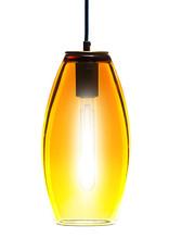 LUMI Collection LUMI Collection Elettra Pendant in Gold Topaz