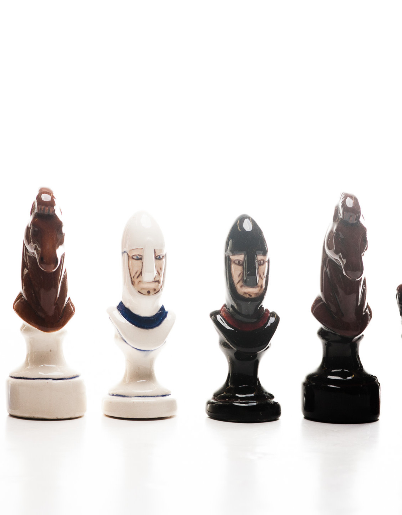 Lawrence & Scott Master Series Handcrafted Chess Set