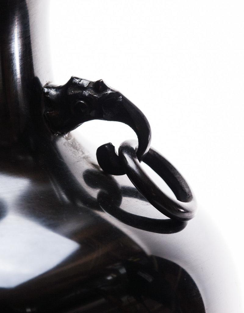 Lawrence & Scott Akira Japanese Brass Lamp with Long Neck