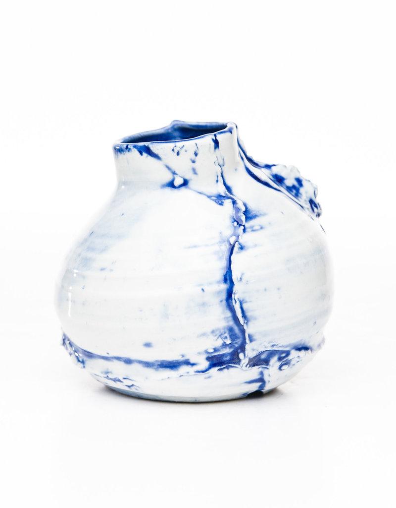 "Yokky Wong Yokky Wong - ""Cracked"" Teapot"