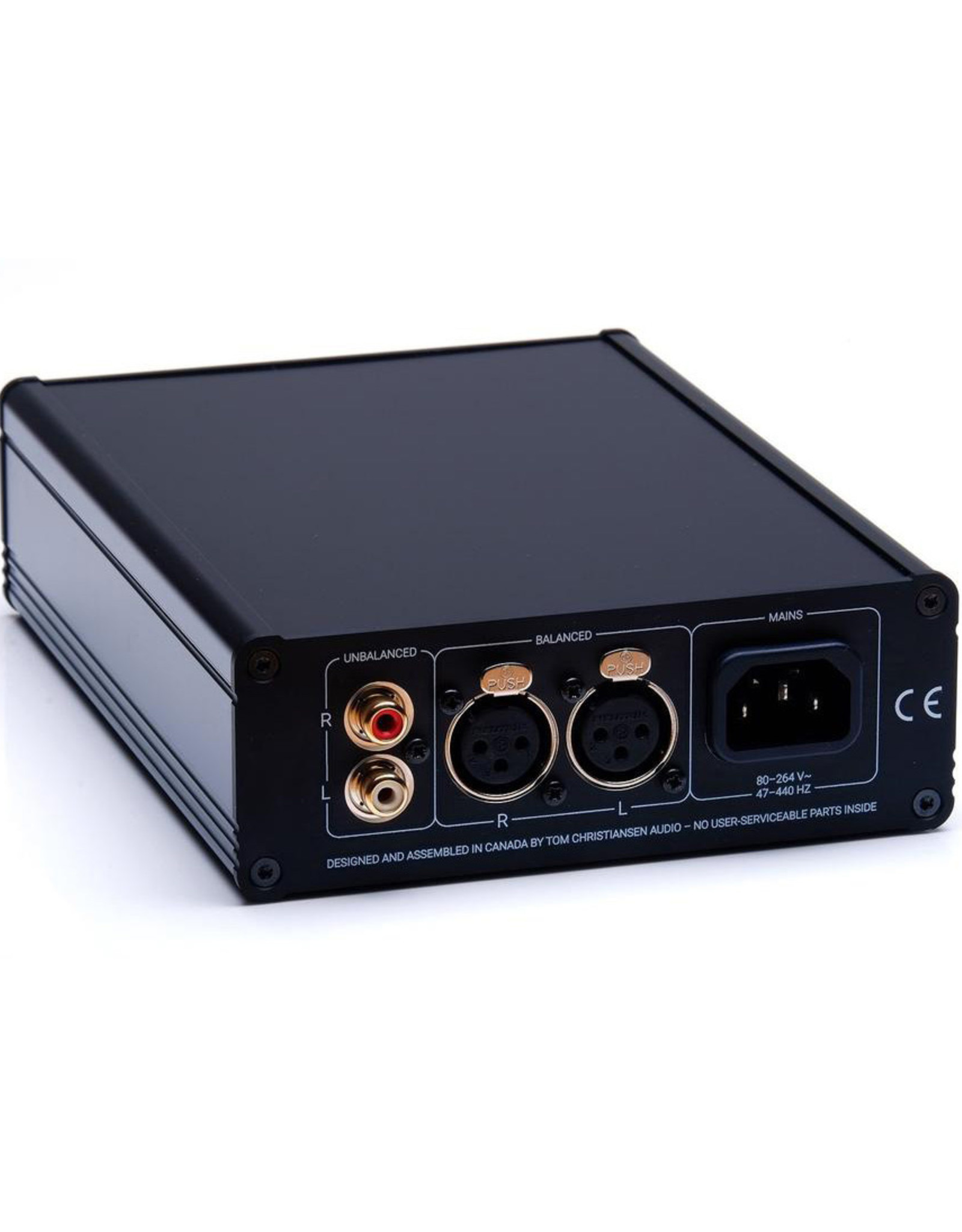 Tom Christiansen Audio HPA-1 Audiophile Headphone Amplifier