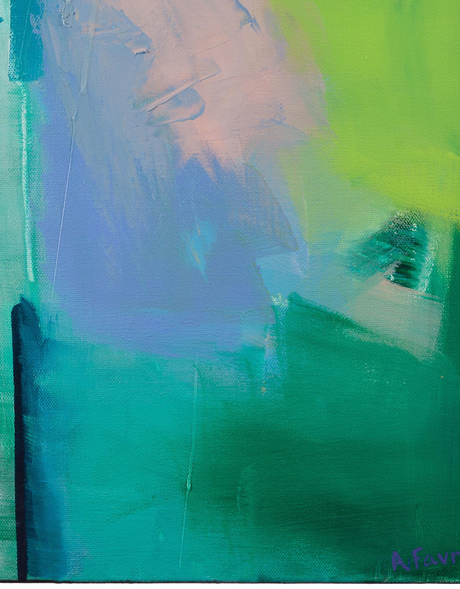 Amber Favre Art The Secret Spot