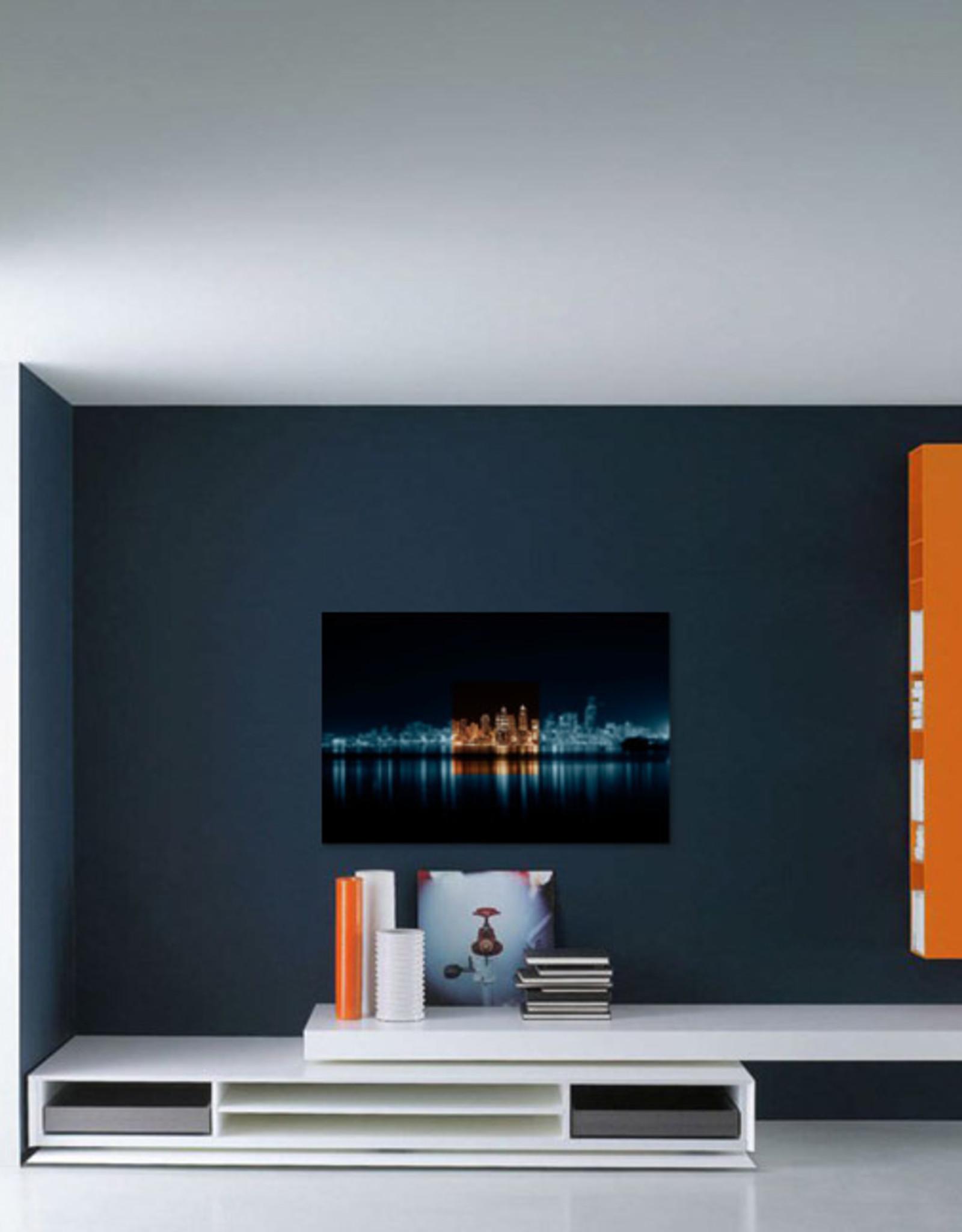 "Leo Lam Looking Glass 4 Giclee Print 12"" x 18"""