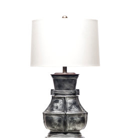 Lawrence & Scott Amell Table Lamp (weathered patina)