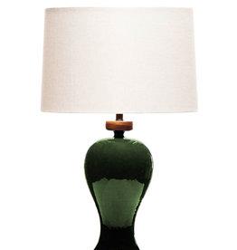 Lawrence & Scott Anita Porcelain Table Lamp (Racing Green)