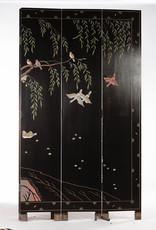 Lawrence & Scott Phoenix Double-Sided Coromandel  Screen 16'' x 84'' x 6 panels