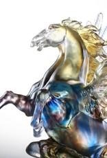 LIULI Crystal Art Crystal Pegasus (Limited Edition)