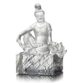 LIULI Crystal Art Crystal Guanyin (Limited Edition)