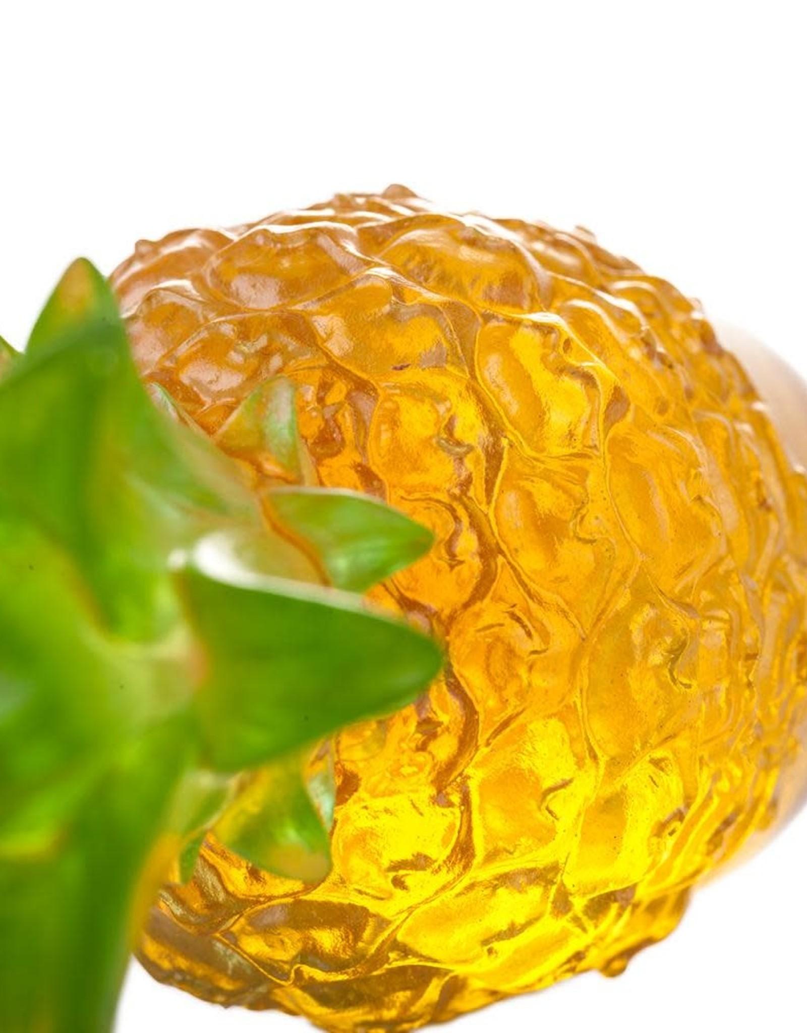 LIULI Crystal Art Crystal Pineapple (Limited Edition)