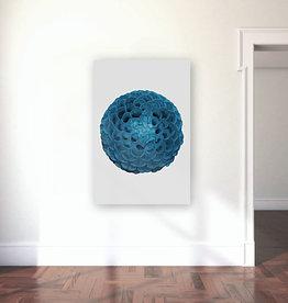 "Leo Lam ""Dahlia 1"" Limited Edition Canvas Print"