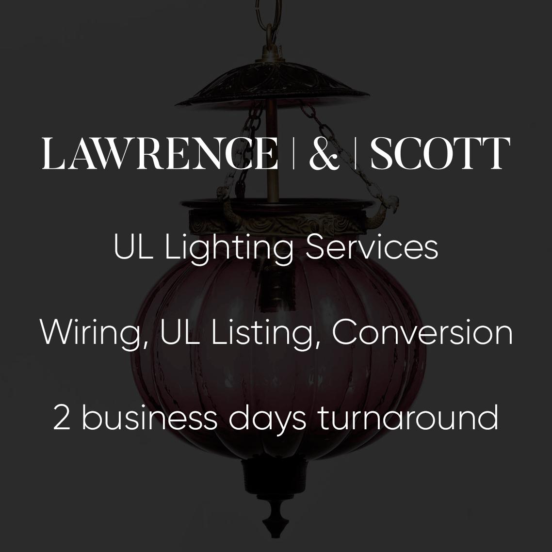 Lawrence & Scott UL Services