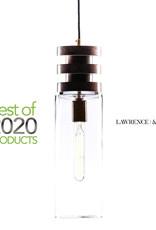 Lawrence & Scott by weve Malmo Glass Pendant Lamp