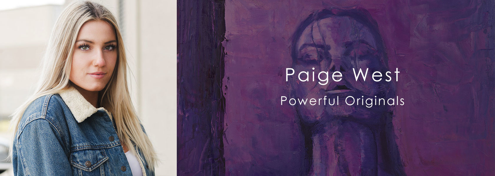 Paige G. West - Original Paintings