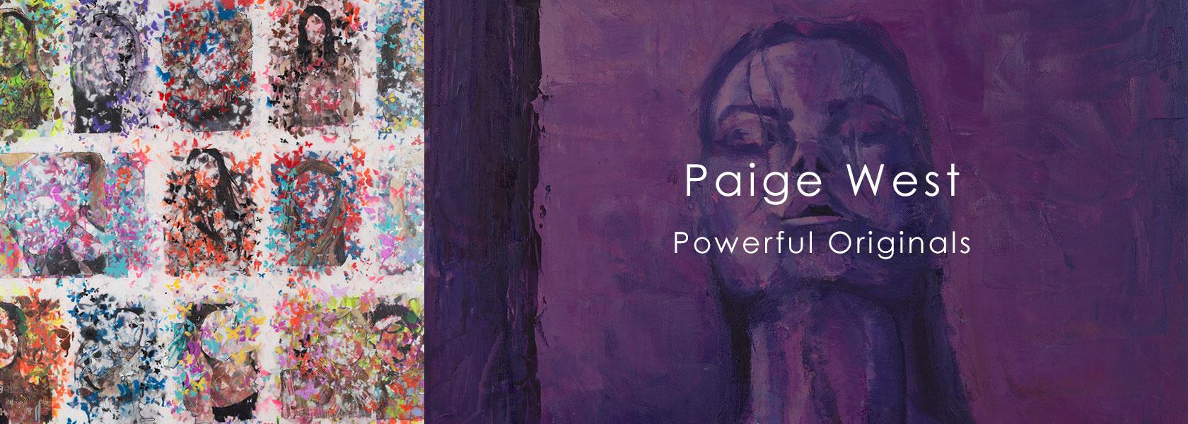 Paige West