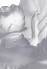 LIULI Crystal Art Crystal Buddhas of the Three Treasures (Set of 3)