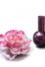 """LIULI Crystal Art Crystal Flower, """"Heavenly Blooms: Peony Flower"""""""